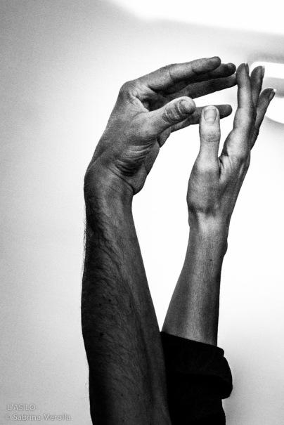 Noli me tangere - creazione Gabriella Riccio